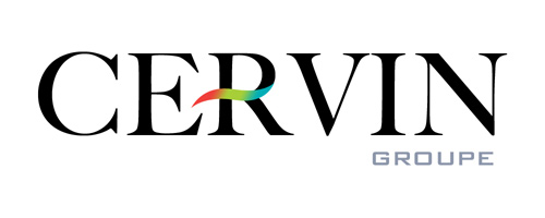Conception du logo de groupe cervin