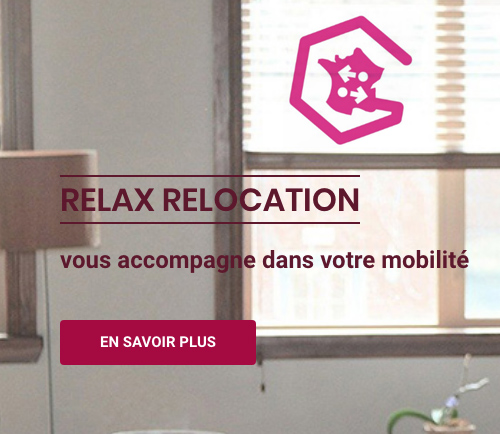 Relax relocation site pour ressources humaines