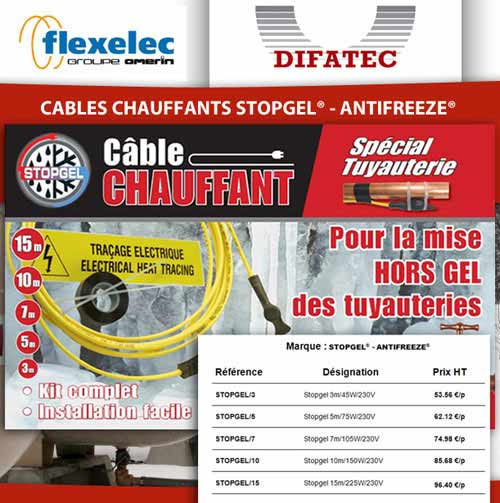Flyer Difatec industrie