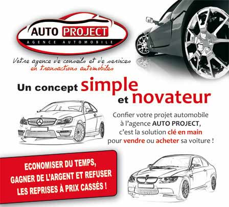 Flyer Auto project