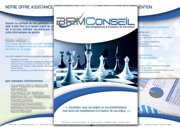 Très Plaquette finance comptabilité - lapilazuli CX93